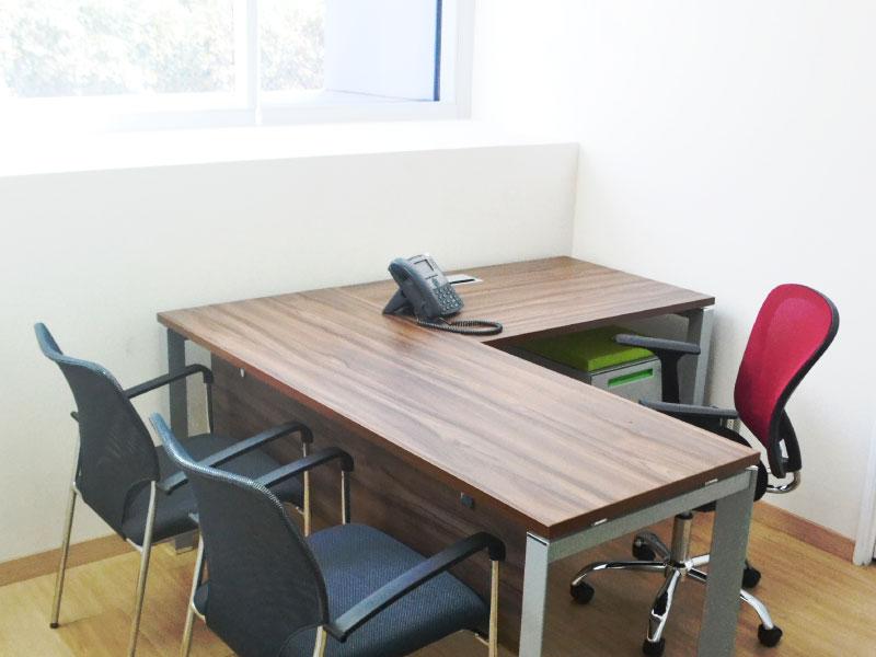 segunda oficina privada Lofwork Providencia