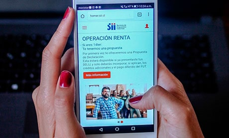 8 nuevas aplicaciones del sii